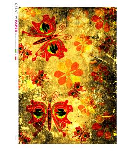 Carta di riso per decoupage TEX_0009