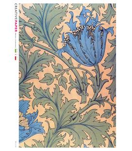 Carta di riso per decoupage TEX_0125