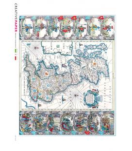 Carta di riso per decoupage MAP_0019_g12