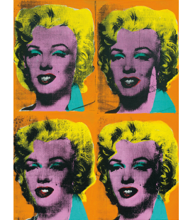 Andy Warhol - Four Marilyns