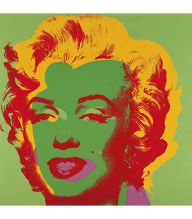 Andy Warhol - Green Marilyn