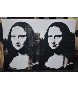 Andy Warhol - Double Monna Lisa