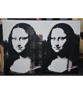 Andy Warhol - Double Monna Lisa
