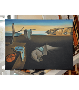 Salvador Dalì - La persistenza della memoria