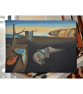 Salvador Dalì - The persistence of memory