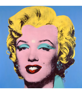 Andy Warhol - Blue Shot Marilyn 1964