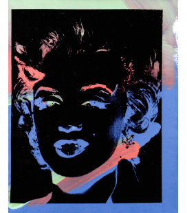 Andy Warhol - One Multicoloured Marilyn