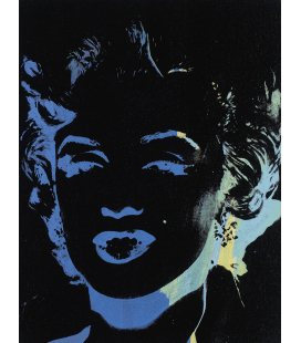 Andy Warhol - Marilyn (Reversal Series)