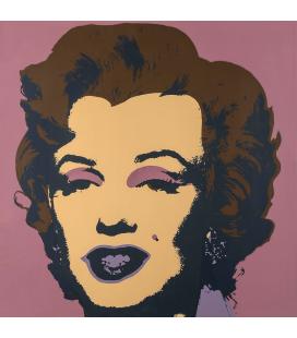 Andy Warhol - Marilyn Monroe-Purple 11.27