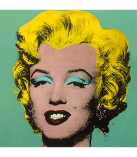 Andy Warhol - Marilyn Monroe Turchese