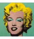 Andy Warhol - Marilyn Monroe Turchese