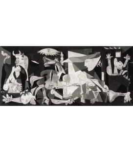Pablo Picasso - Guernica. Printing on canvas