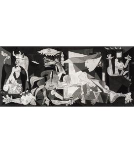 Picasso Pablo - Guernica. Stampa su tela