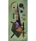Kandinsky Vassily - Esteso ( Ausgedehnt )
