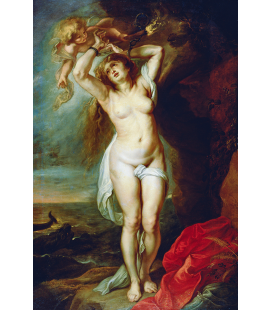 Peter Paul Rubens - Andromeda. Printing on canvas