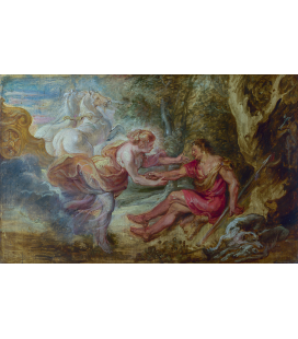 Peter Paul Rubens - Aurora abducting Cephalus. Printing on canvas