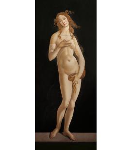 Sandro Botticelli - Venere Pudica. Stampa su tela