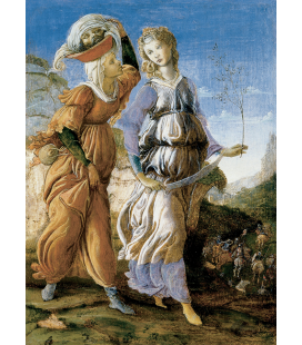 Sandro Botticelli - Judith with the Head of Holofernes. Printing on canvas