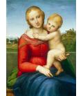 Raffaello Sanzio - Madonna con Bambino. Stampa su tela