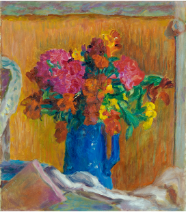 Pierre Bonnard - Pot Bleu. Printing on canvas