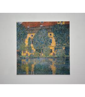 Gustav Klimt - Schloss Kammer on lake Attersee III