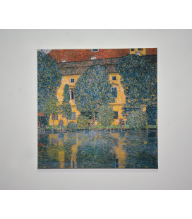 Gustav Klimt - Schloss Kammer sul lago Attersee III