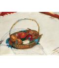 Pierre Bonnard - Basket of fruit. Printing on canvas