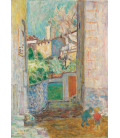 Pierre Bonnard - Impasse. Printing on canvas