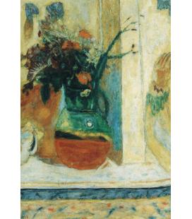Pierre Bonnard - Il piatto provenzale. Stampa su tela