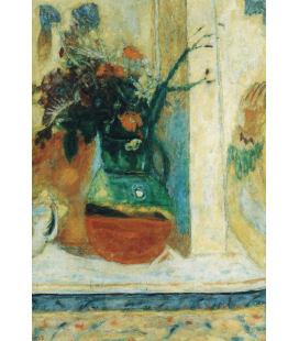 Pierre Bonnard - The provencal pot . Printing on canvas