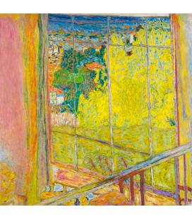 Pierre Bonnard - Il Colore della Memoria. Stampa su tela