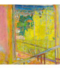 Pierre Bonnard - The Colour of Memory. Printing on canvas