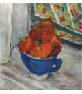 Pierre Bonnard - Strawberries in a cup. Printing on canvas