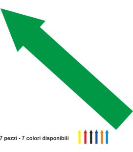 Segnaletica Orizzontale - FRECCIA pacchetto da 10pz