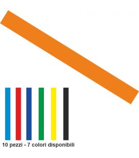 Segnaletica Orizzontale - STRISCIA DISTANZIATRICE - 10pz