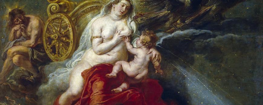 Rubens - The myth of the Milky Way