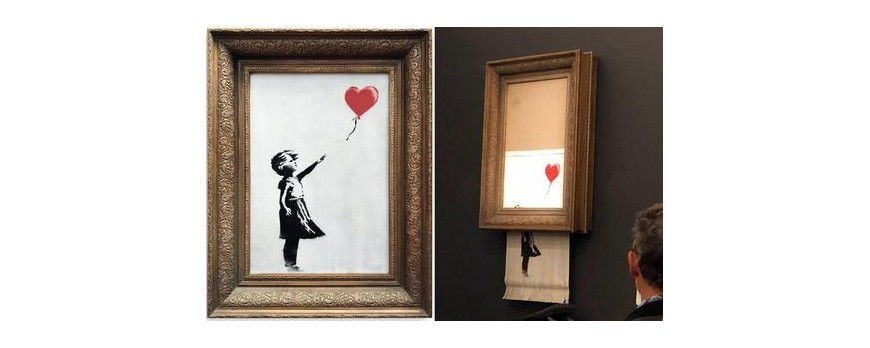 "Hoax ""artfully"" organized by Banksy and Sotheby's"