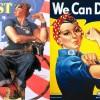 Norman Rockwell e la Rivoluzione Femminista